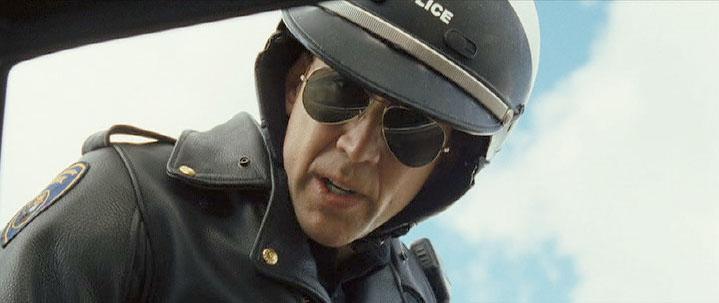 Nick Cage Cop