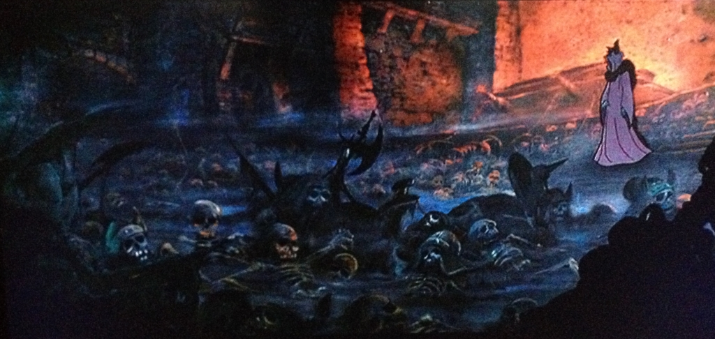 Black Cauldron Dead Room