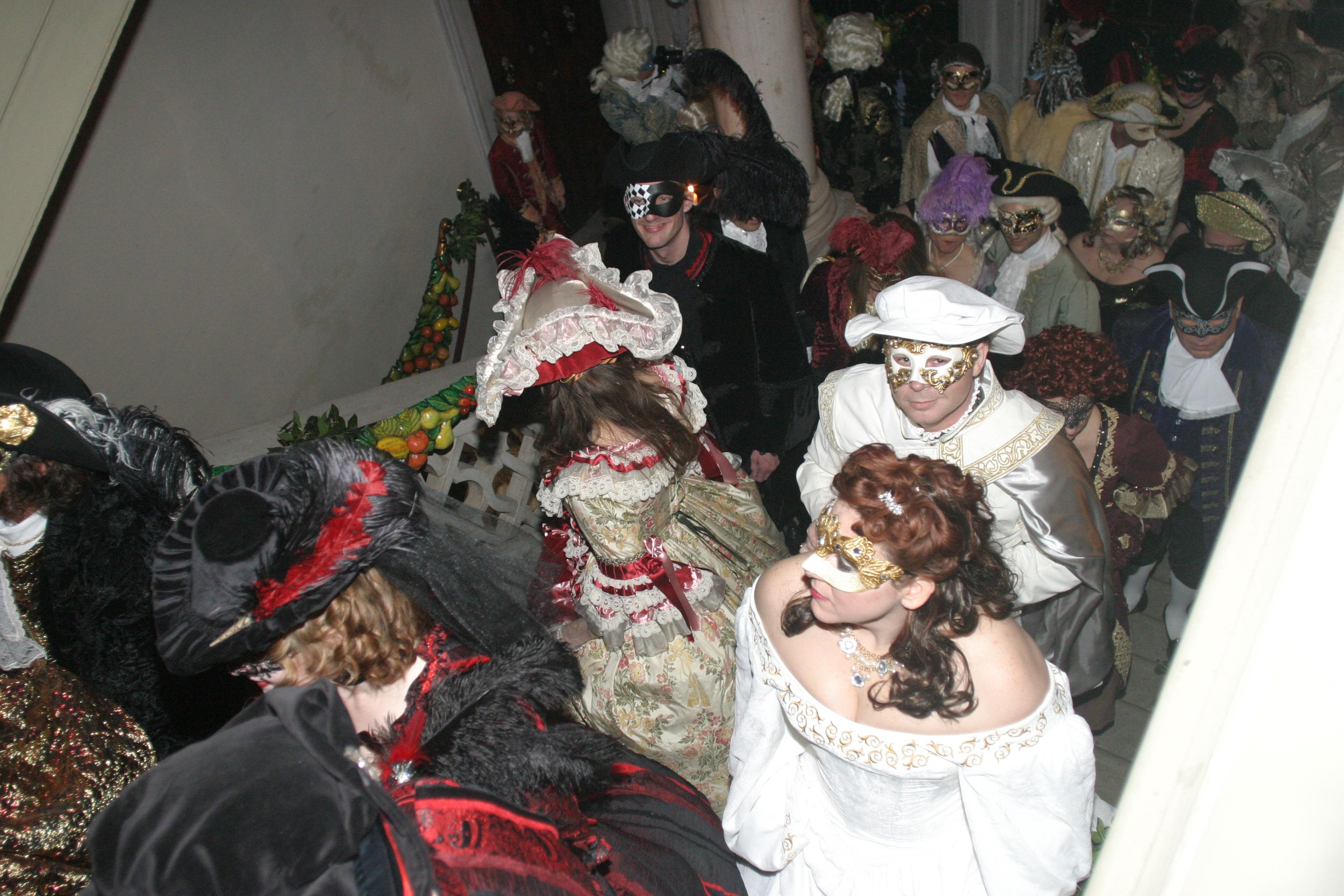 Masquerade Balls